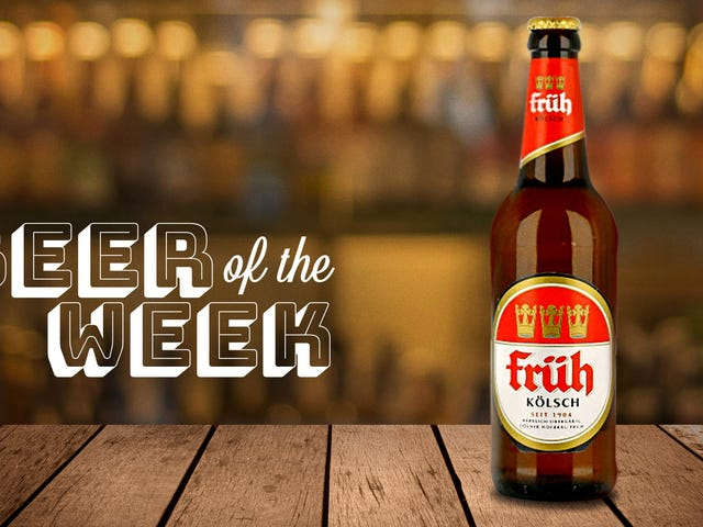 Beer Of The Week: Hot days call for Früh kölsch by the liter