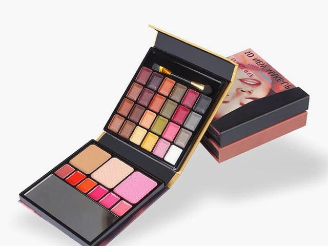 24 Warna Palet Pembayang Mata Makeup Palet Kit