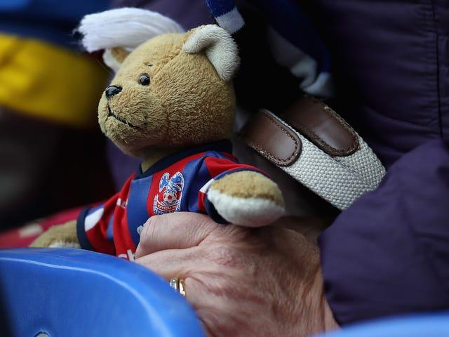 Ο γιατρός ομάδας Crystal Palace λέει ότι ένα μικρό παιδί το κακομεταχειριζόταν φυλετικά και το παιδί του έξω από το στάδιο του παλατιού