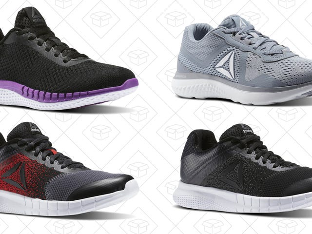 Grab Any Of These Reebok Running Shoes For Just $30