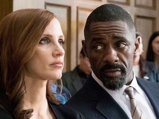 Idris Elba Talks Molly's Gameand Working With Aaron Sorkin