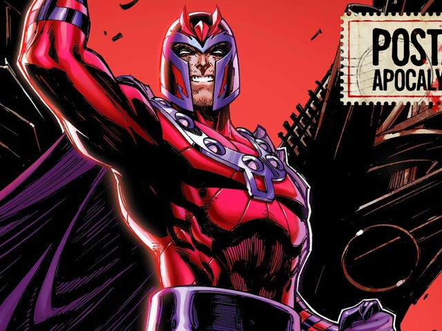 Postal Apocalypse: How Can Marvel Update Magneto's Origin?