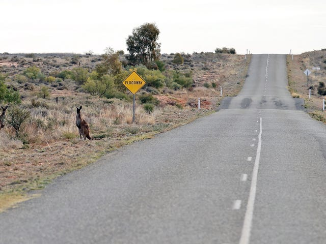 Australien bygger en av världens längsta elvägar