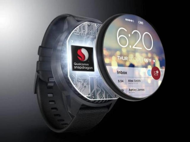 Snapdragon Wear 3100 Chip Arrives to Give Wear OS Watches a Much Needed Boost