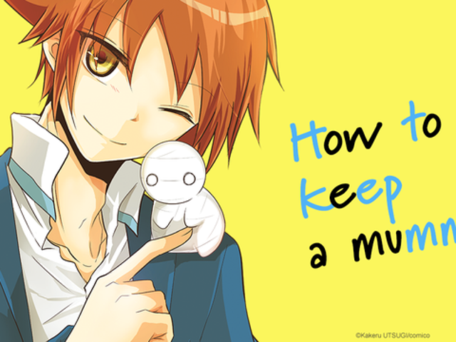 Enjoy the second promo of How to Keep a Mummy´s Anime