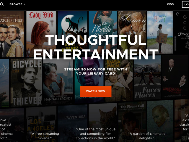 New Yorkers Are About to Lose the Best Kept Secret in Movie Streaming