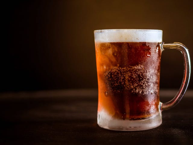 Stop Asking for Beer in 'Frosty' Glasses