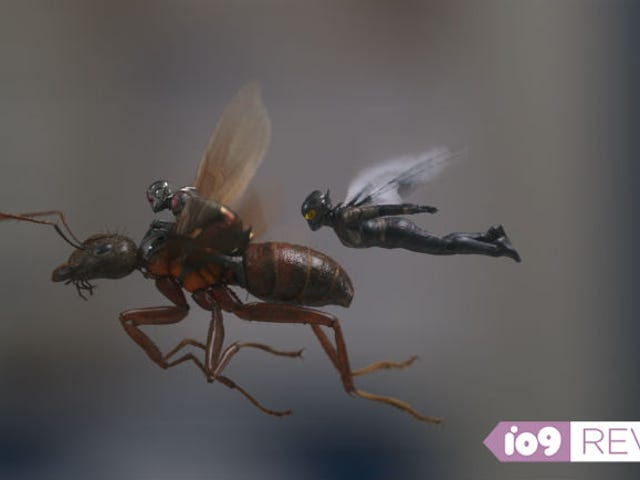 Ant-Man and the WaspShould Be Called The Wasp and Ant-Man, Which Is Why It's So Good