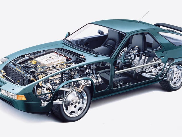 Why Porsche Needs To Bring Back Its Brilliant Front-Engine Transaxle Cars