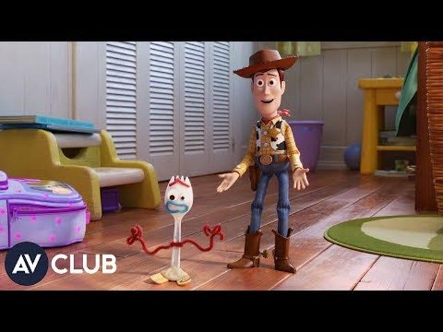 Tony Hale su Toy Story 4 e catturare l'angoscia esistenziale di Forky