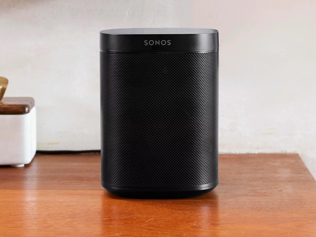 Grab the Original Sonos One For $55 Off, Today Only