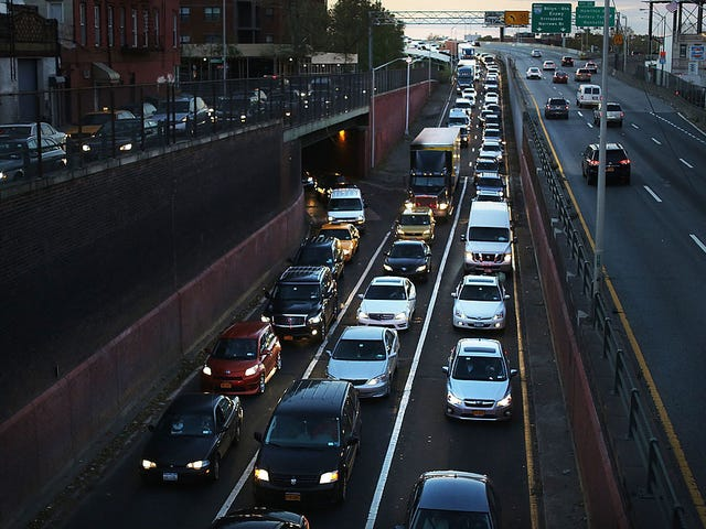 What Angry Big City Drivers Can Learn From The Rest Of Us