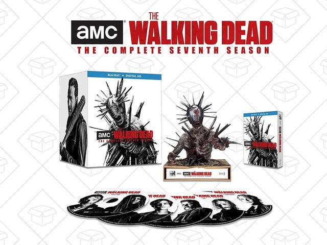 Amazon Has Swung a Barbed-Wire Baseball Bat To The Prices of The Walking Dead Season 7