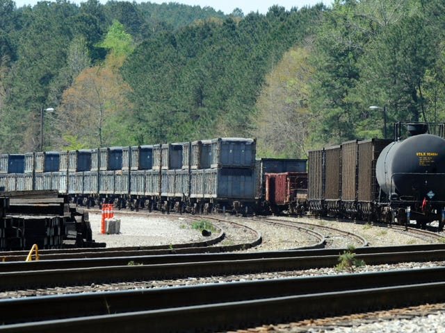 'Poop Train' Full Of Human Waste Made Life In An Alabama Town A Living Hell [Updated]