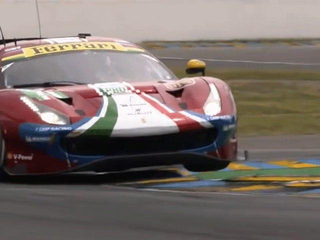 24 timmar om Le Mans kommer så titta på en massa bilar i långsamma Mo
