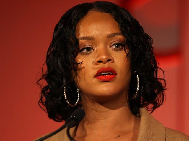 Like, How? This Little Girl Looks So Much Like Rihanna, Even Rihanna Gagged