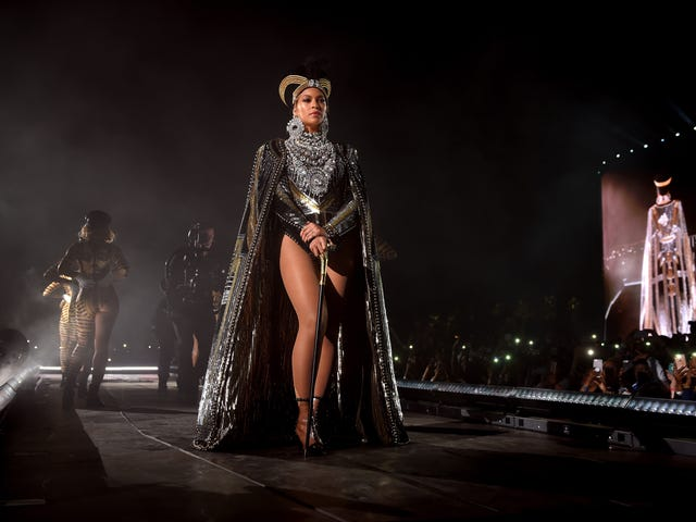 Beyoncé x Balmain = Best Coachella Homecoming Ever