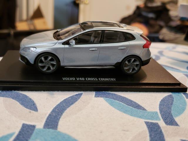 Got my first Motorart model