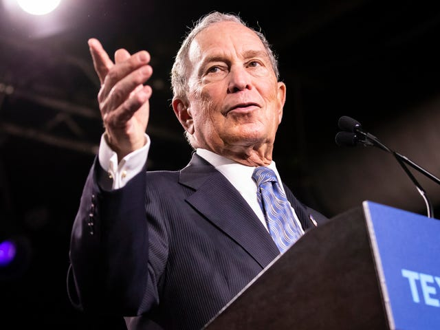 Michael Bloomberg Hopes Memes Will Distract From His History of Racism and Sexism