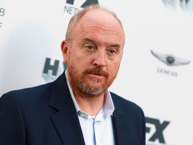 Louis C.K.'s Former Manager Apologizes For Silencing Victims