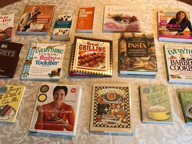 Sådan hostes et cookbook-swap-parti