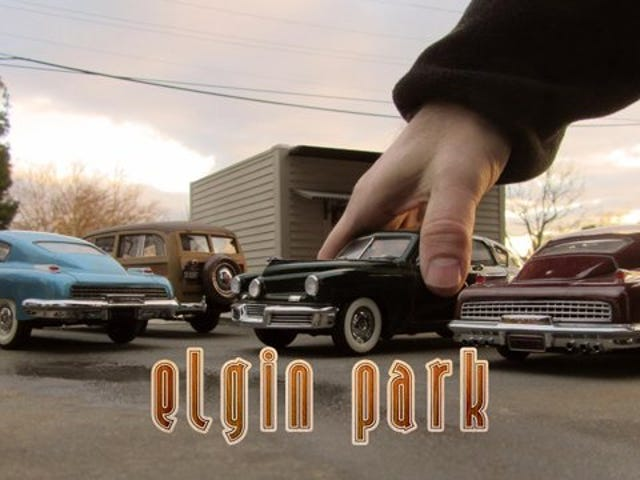 Elgin Park: Imaginary City of the Psyche