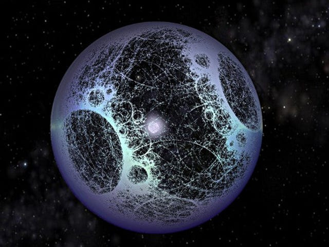 This New Infrared Telescope Could Help Us Detect Dyson Spheres