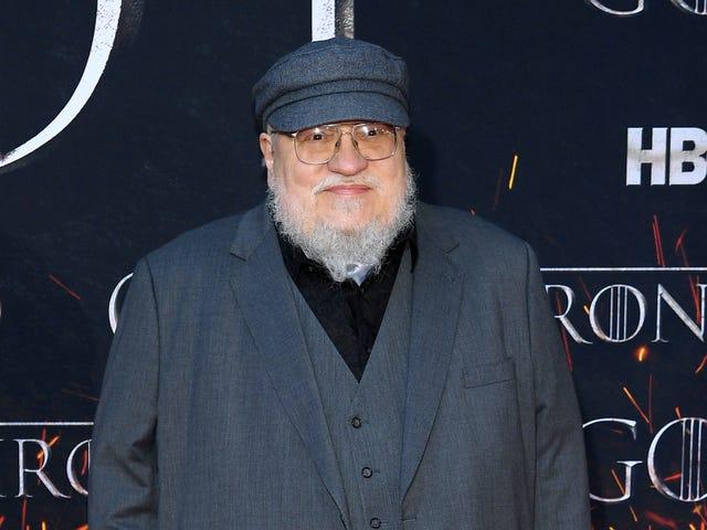 Para melhor ou pior, George RR Martin diz que o fim de Game Of Thrones não está influenciando seus livros