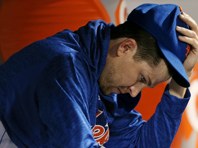 Jacob DeGrom Deserves Better Than To Be Left Hanging By The Mets