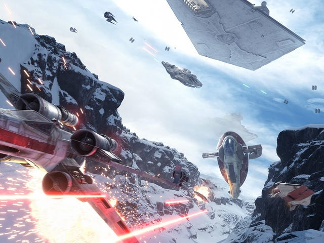 Seems Like EA Is Mostly Done Updating Star Wars Battlefront