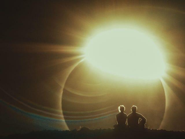 En ny Sci-Fi-film havde 2 minutter til at fange en solformørkelse, her er hvad der skete