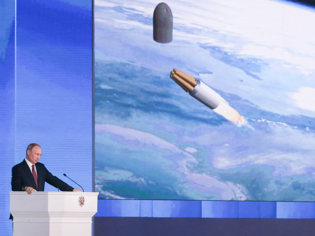 Mystery Russia Explosion Reportedly Happened During Mission to Recover Nuclear-Powered Missile from Ocean