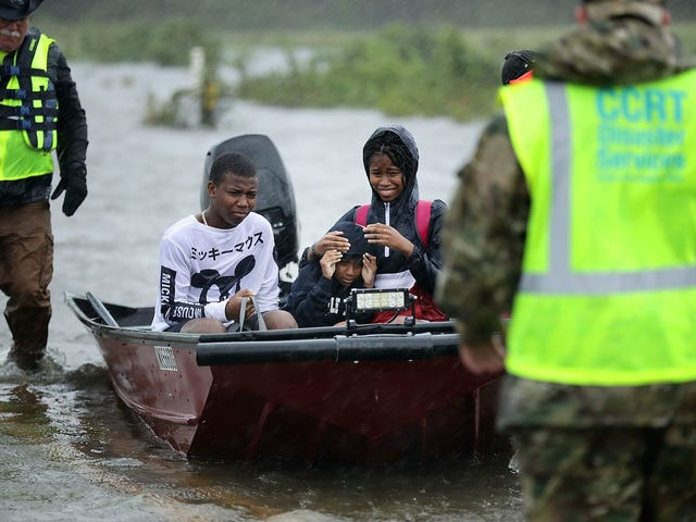 How to Help Hurricane Florence Victims