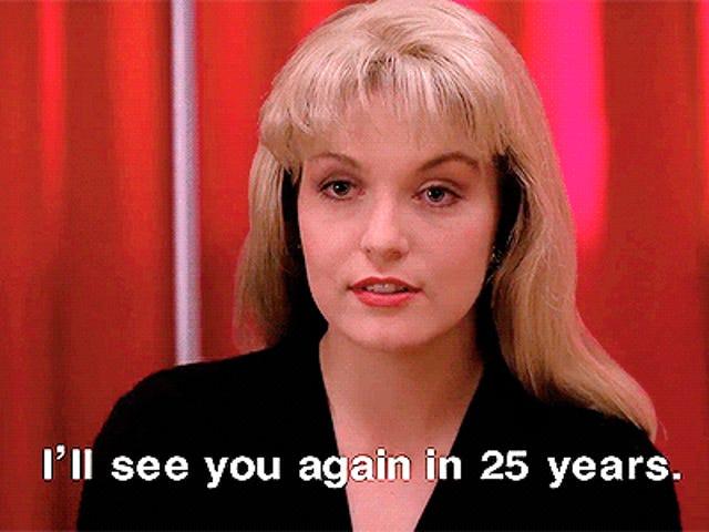 Twin Peaks: The Return (Hilo abierto)