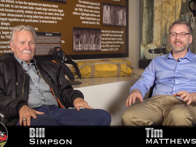 Ex-piloto e inventor do terno de fogo de Nomex, Bill Simpson morre aos 79 anos