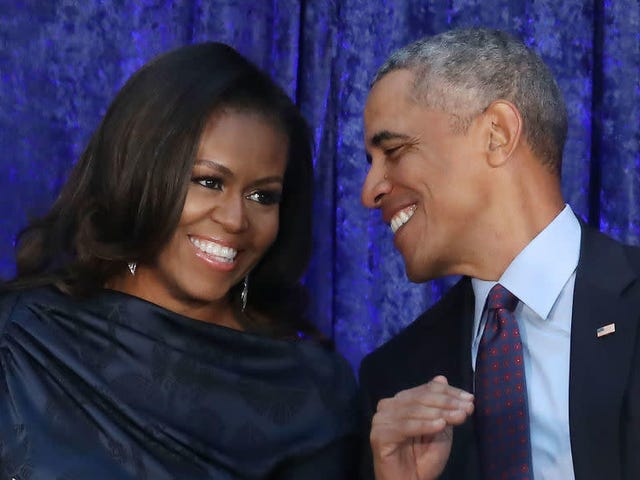 Obamas Tackle Trump's Promises to the Rust Belt in Their 1st Netflix Offering, American Factory