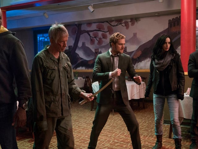 Netflix's Marvel Shows Can't Come Back For at Least Two Years