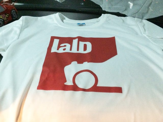 CUSTOMIZED LALD DRY-FIT T-SHIRT