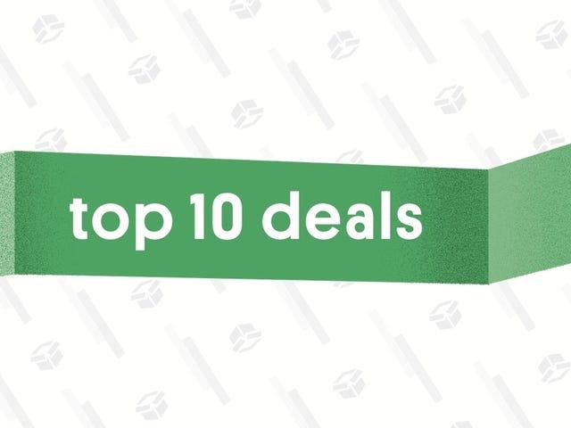10 Tawaran Terbaik 28 Januari 2019
