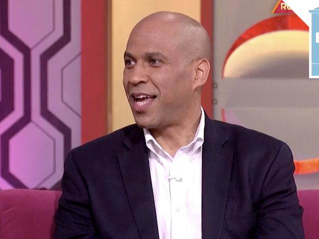 Do You Hear That? It's the Sound of Wedding Bells for Cory Booker (Maybe)