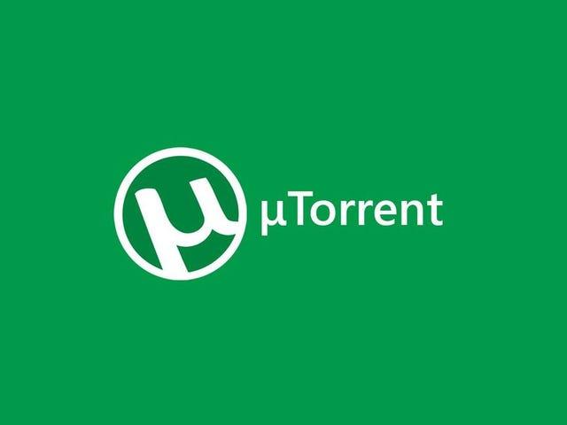 Hay un fallo grave en uTorrent que permite a otros tomar control de un PC y sus descargas