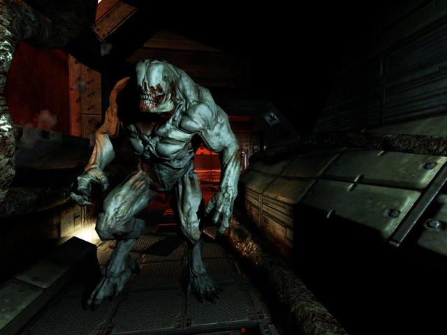 15 Tahun Kemudian, Saya Akhirnya Cukup Berani Untuk Menyelesaikan Doom 3