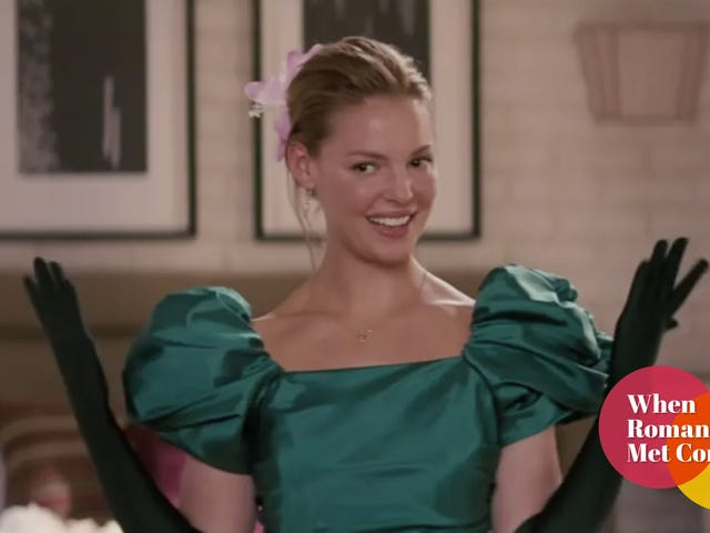 <i>27 Dresses</i> doesn't deserve your hate and neither does Katherine Heigl