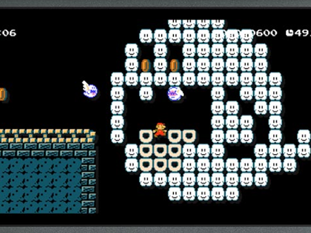 Mario Maker 3DS Would Be Great If You Could Actually Upload Levels