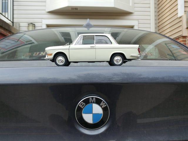 LaLD Engine Week: Wildcard -BMW 700 Luxus