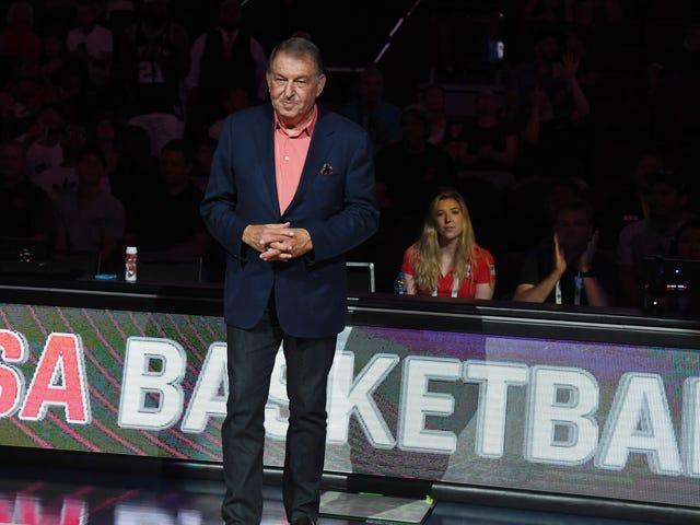 Joukkue USA hämmentää itsensä FIBA: n maailmancupissa Jerry Colangelo seuraa Suittaa