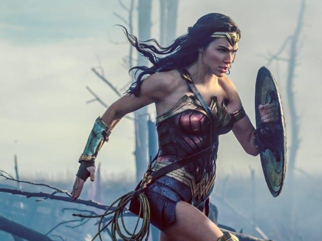 Fox News Gets Mad That Wonder Woman Isn't in Her American Apparel Underwear