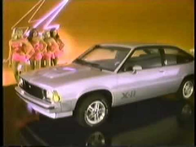 Chevy Citation Commercial