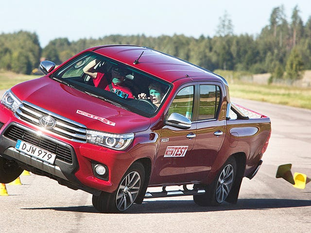 The Toyota Hilux Still Has A Critical Weakness