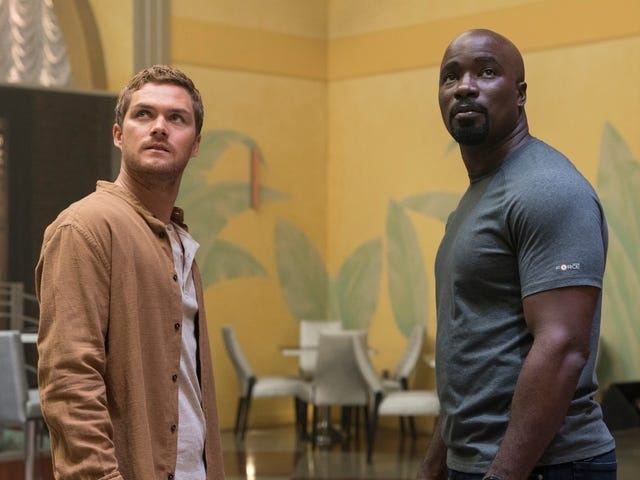 And now Luke Cage has been canceled, too
